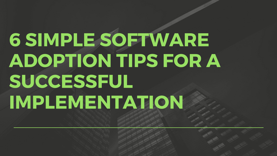 6 Simple AP Software Adoption Tips