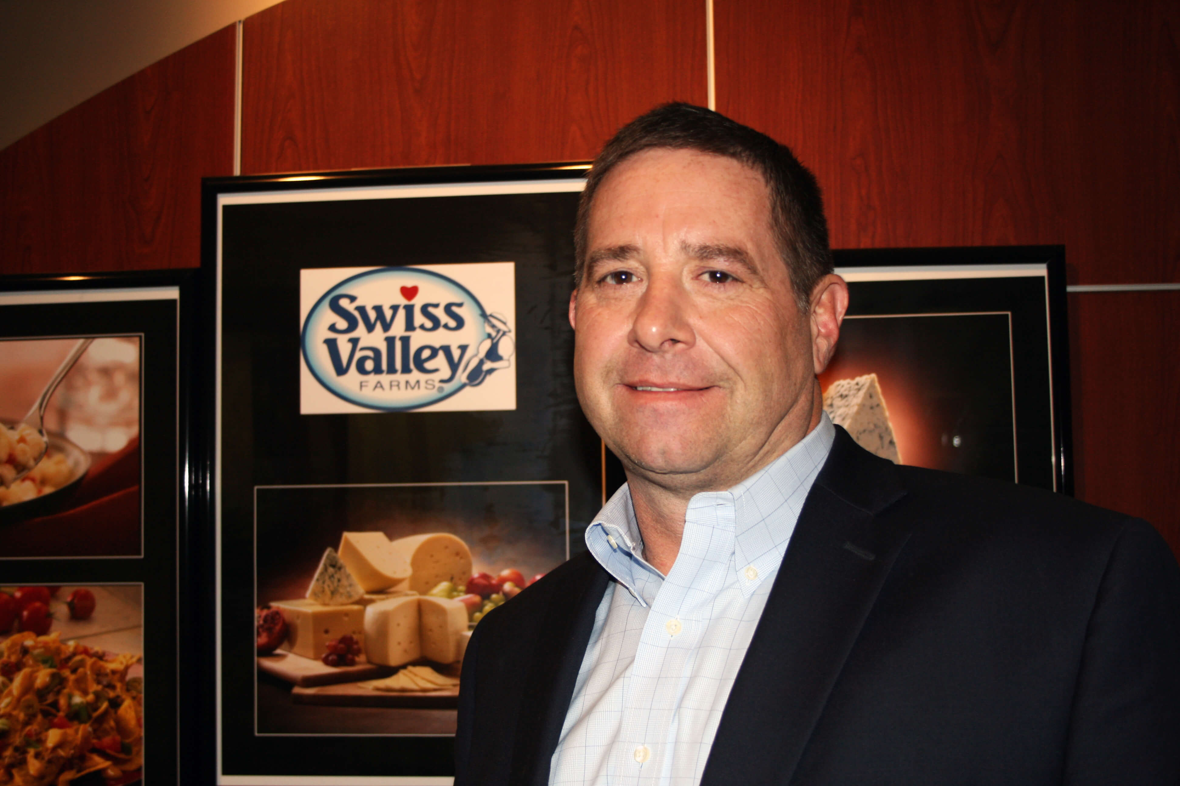 Brad Junker, Swiss Valley Farms