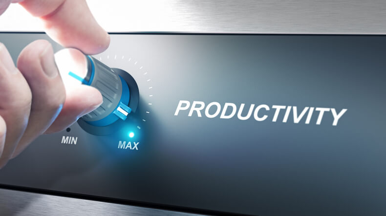 Increasing Productivity with RPA